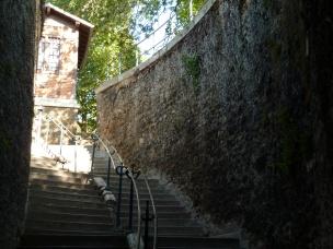 Père-Lachaise, entrée rue de la Réunion