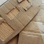 Textures du carton