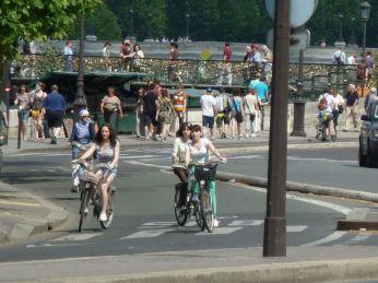 Quai Malaquais, Pont des Arts