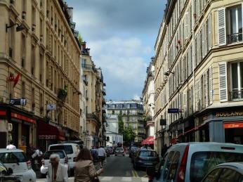 Rue des Moines