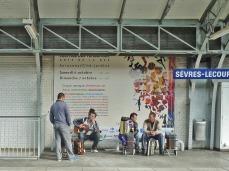 Métro Sèves-Lecourbe