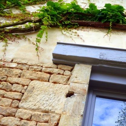 Fenêtres de la cour, rez-de-chaussée