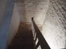 Décembre 2012 - escalier