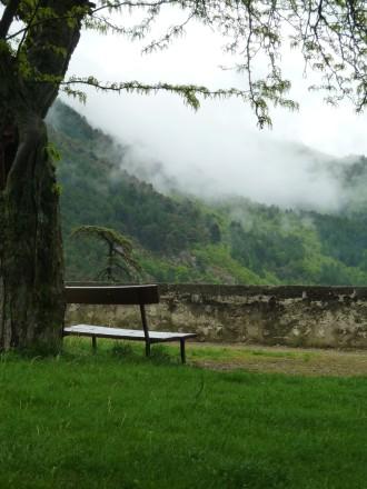 La forteresse de Sisteron.