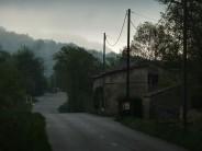 Chemin de retour vers Sisteron