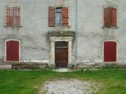 Château près de Noyers sur Jabron