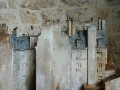 Paris 12ème Petite Ceinture, premier fond de mise en couleur