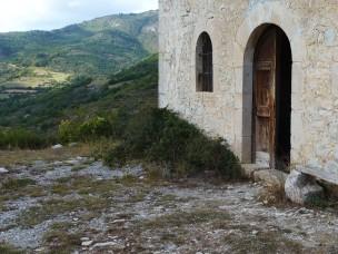 Chapelle Sainte-Claude, lieu de tournage du Hussard sur le Toit (1994)