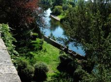 La Dordogne à Beynac