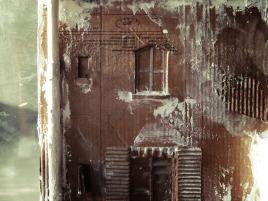 Soleil, carton et plâtre - Grande Maison # 1