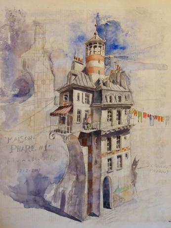 Jean-Marc Plumauzille - Maison Phare #1