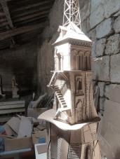 Maison-phare #1 all'italiana © Jean-Marc Plumauzille