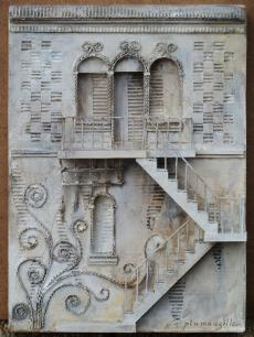 Maison-tableau #1 © Jean-Marc Plumauzille