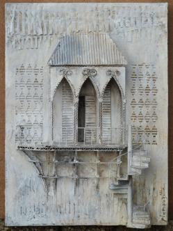 Maison-tableau #2 © Jean-Marc Plumauzille