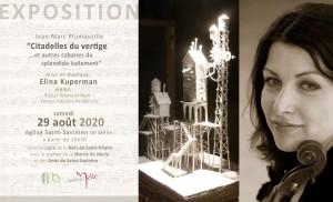 Exposition Nuit de Saint-Hilaire 2020 © Jean-Marc Plumauzille